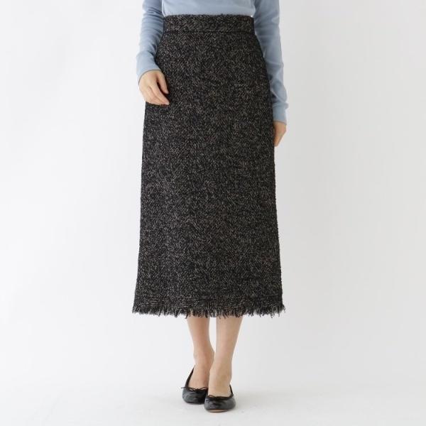 [マルイ] ループツイードフリンジタイトスカート/ドレステリア(レディス)(DRESSTERIOR Ladies)