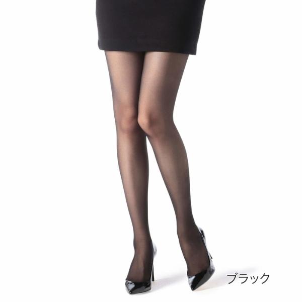 [マルイ] TOUGH LEG (タフレッグ) プレーンストッキング 毛玉になりにくいコーデュラ素材/福助(FUKUSKE)