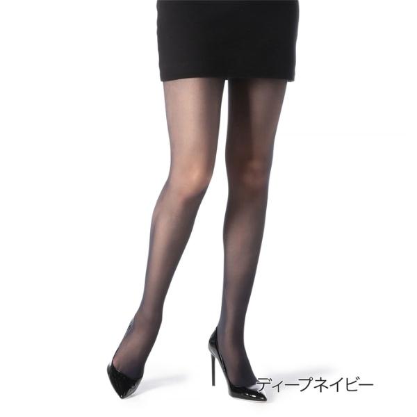[マルイ] TOUGH LEG (タフレッグ) 25デニール シアータイツ 毛玉になりにくいコーデュラ素材/福助(FUKUSKE)