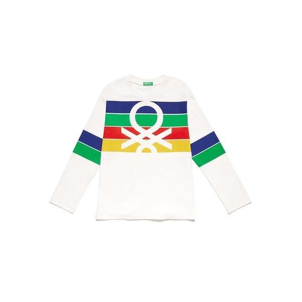 [マルイ]【セール】ロゴカラーTシャツ・カットソー/ベネトン キッズ(UNITED COLORS OF BENETTON)