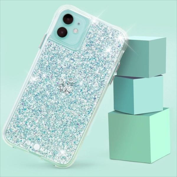 [マルイ] iPhone 11/XR対応ケース Twinkle-Stardust/ケースメイト(Case-Mate)