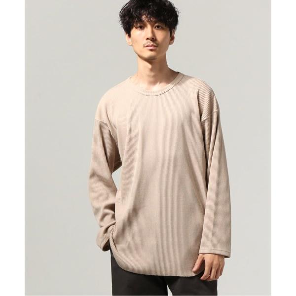 [マルイ]【セール】メンズTシャツ(KINAN CODE RIB ロングスリーブ)/ジャーナルスタンダード トライセクト(Journal Standard TRISECT)