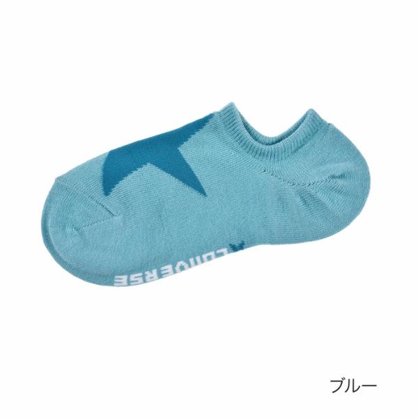[マルイ] レディース CONVERSE(コンバース) ワンスター 靴から見えにくいゴースト丈/福助(FUKUSKE)