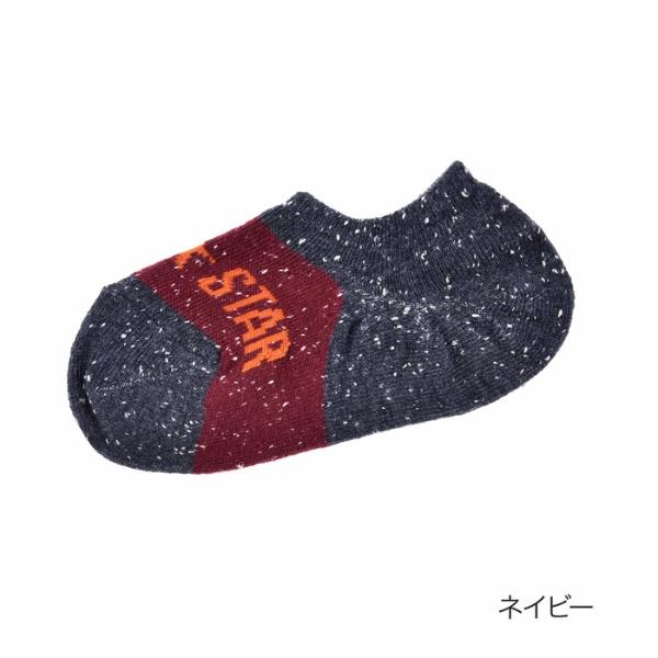 [マルイ] レディース CONVERSE(コンバース) ネップ フロントロゴ 靴から見えにくいゴースト丈/福助(FUKUSKE)