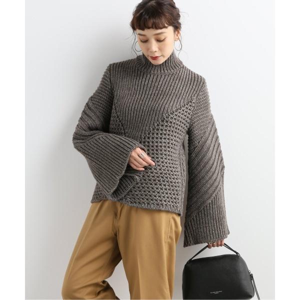 [マルイ] レディスニット(【AKIRA NAKA/アキラ ナカ】Flare sleeve knit GY:ニット)/ジャーナルスタンダード(レディース)(JOURNAL S..