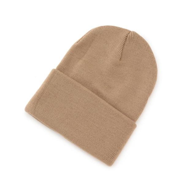 [マルイ] 【newhattan】plain knit hat/アダム エ ロペ ル マガザン(ADAM ET ROPE Le Magasin)