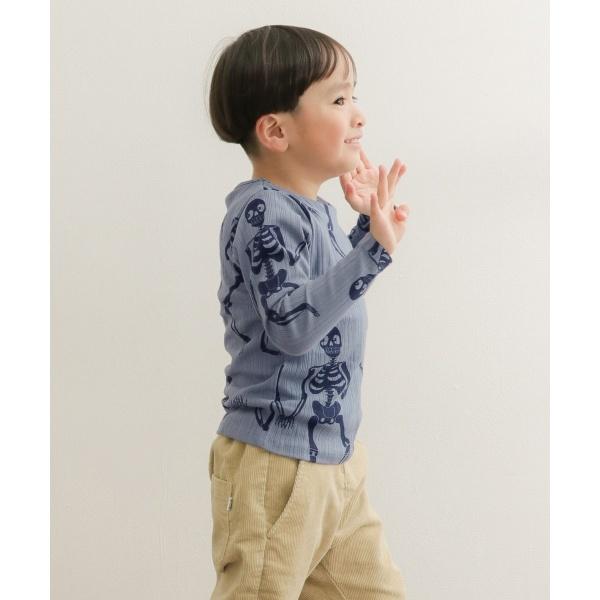 [マルイ] レディスTシャツ(mini rodini Skelton aop Is T-shirts(KIDS))/アーバンリサーチ ドアーズ(レディース)(URBAN RESEARCH DOORS)