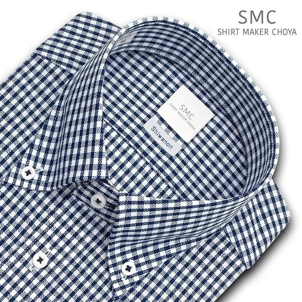 [マルイ] 形態安定ボタンダウンカラーワイシャツ/SMC(smc)