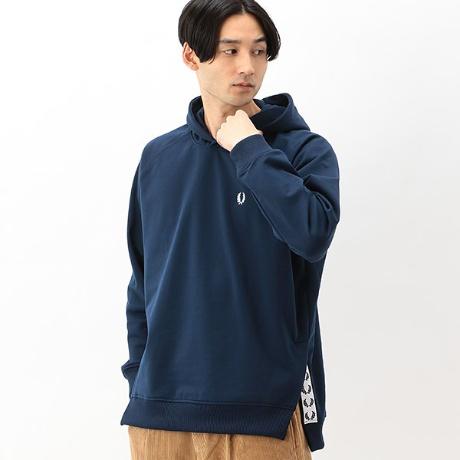 Fred Perry Mens Hooded Sweatshirt