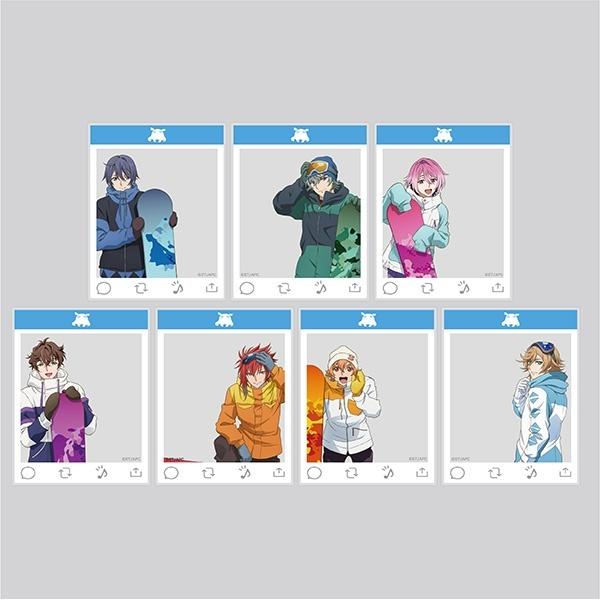 [マルイ] 【ACTORS】トレーディングクリアポートカード/キャラクターズグッズH(Characters goodsH)