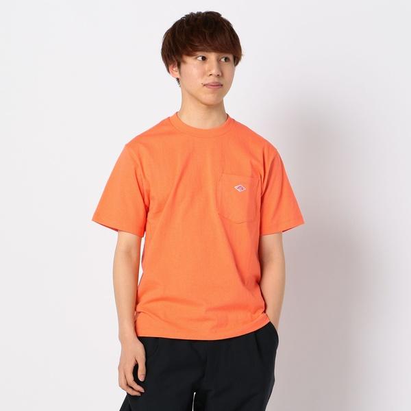 メンズTシャツ×Orange