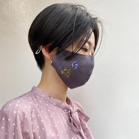 マスク 効果 洗える