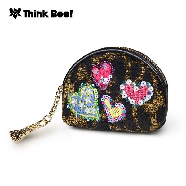 [マルイ] アニマルハート ミニポーチ/シンクビー(Think Bee!)
