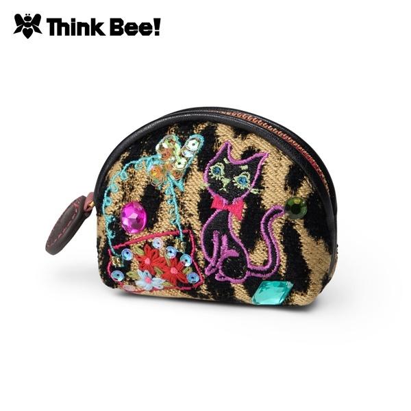[マルイ] ペレクロネコポンド ミニポーチ/シンクビー(Think Bee!)