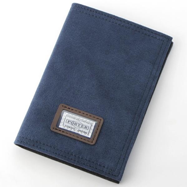 [マルイ] PORTER×B印 YOSHIDA (GS) FAKE SUEDE PASSPORT COVER/B印 YOSHIDA(BEAMS×PORTER)(B JIRUSHI YOSHIDA)