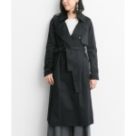 ���f�B�X�R�[�g(Lirica�@Long Trench Coat)�^�A�[�o�����T�[�` ���b�\�iURBAN RESEARCH ROSSO�j