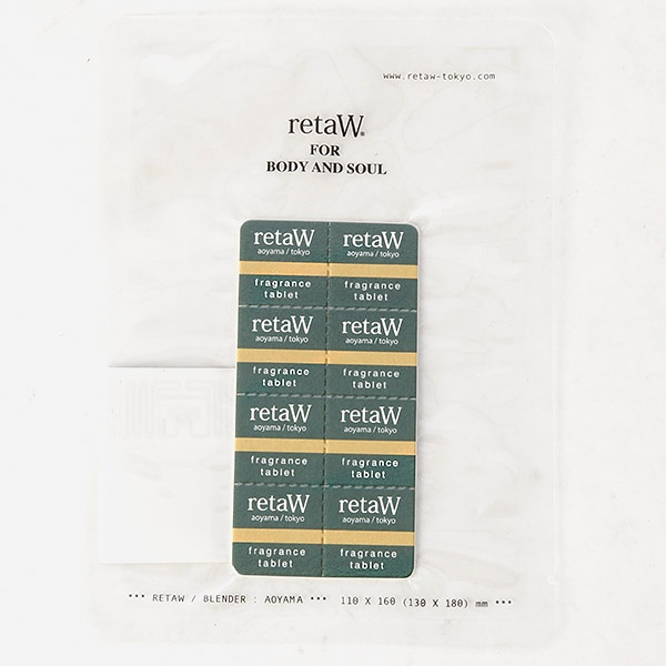 [マルイ] retaW / フレグランスタブレット/ビーピーアール ビームス(雑貨)(bprbeams)