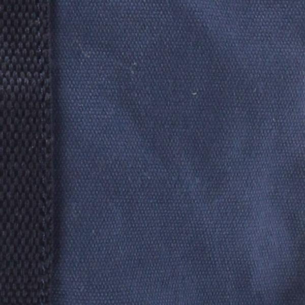 キャンバス 刺繍ロゴ Wハンドル トートバッグ