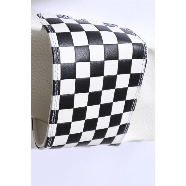 レディスシューズ(【VANS/バンズ】Slide-On Checkerboard/チェッカーボードサンダル)