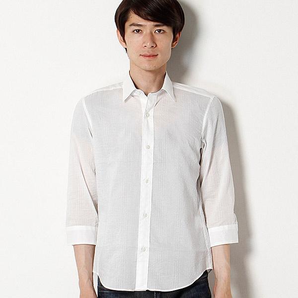 [マルイ]【セール】ミラクルウェーブシャツ/テットオム(TETE HOMME)