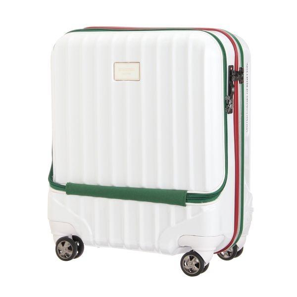 マルイウェブチャネル[マルイ]【セール】フロントオープンキャリーケース・スーツケース(M)機内持込可 容量約38L/ベネトン レディース(UNITED COLORS OF BENETTON)