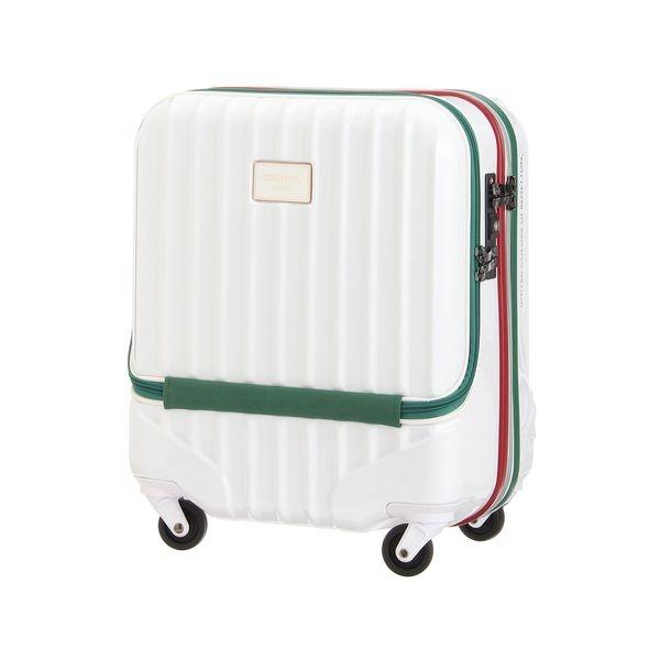 マルイウェブチャネル[マルイ] フロントオープンキャリーケース・スーツケース(S)機内持込可 容量約24L/ベネトン レディース(UNITED COLORS OF BENETTON)