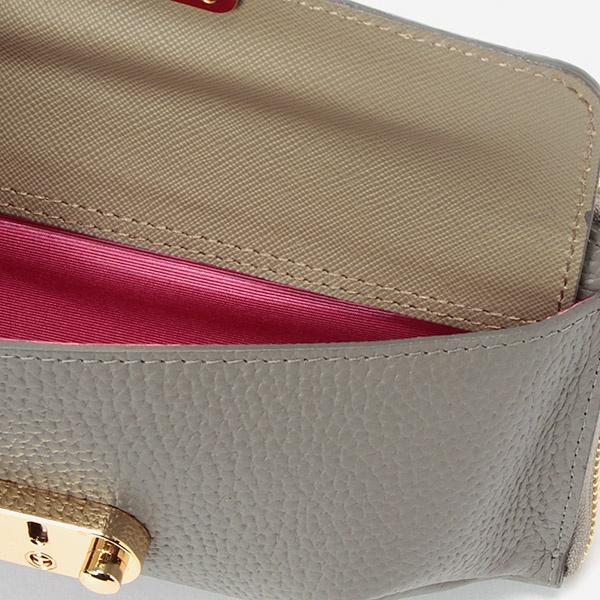チェーンショルダー付お財布バッグ