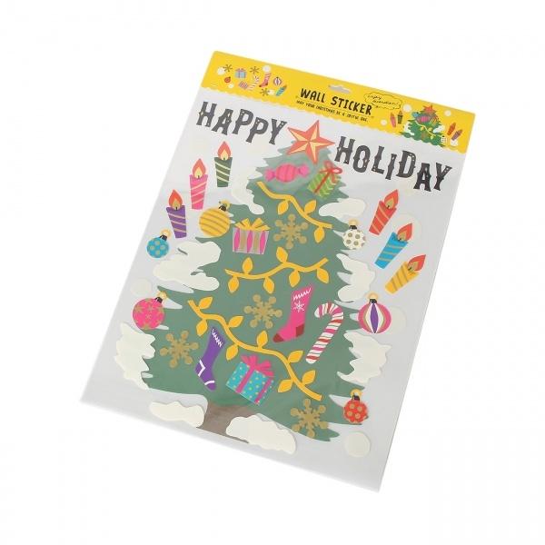 マルイウェブチャネル[マルイ]【セール】Lグッズ(クリスマスウォールステッカー)/グローブ(grove)