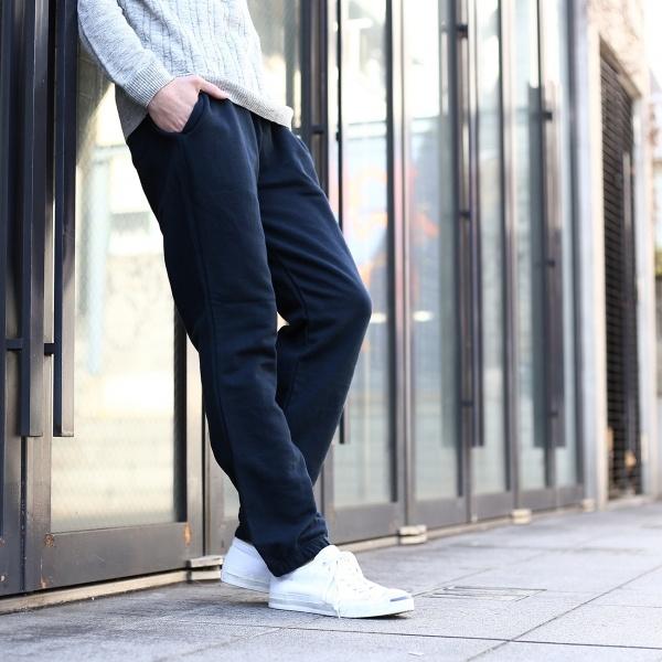 [マルイ] basic sweat long pants/ベース ステーション(メンズ)(BASE STATION Mens)