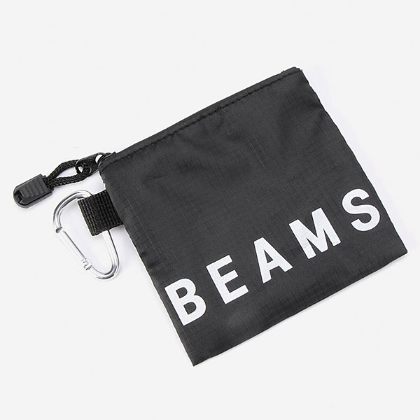 [マルイ] BEAMS / ナイロン ポーチ S/bPrビームス(雑貨)(bprbeams)