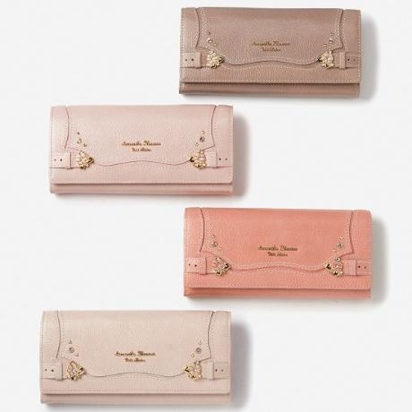 top fashion 7e48f 4f1fa 財布(フラワーベルト長財布)サマンサタバサプチチョイス ...