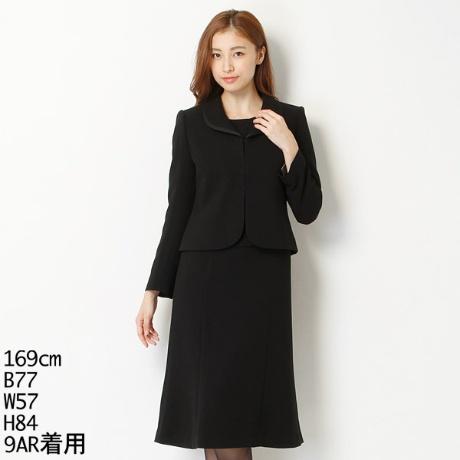 スーツ/ ブラックフォーマルスーツ/ レディースフォーマル/ 東京ソワール 喪服/ (TOKYO SOIR BLACK FORMAL) (ブラックフォーマル)