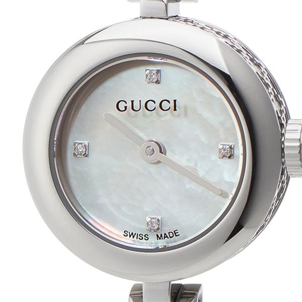 0be67a18b4cc49 レディス時計(ディアマンティッシマ ウォッチ【YA141503】) | グッチ ...