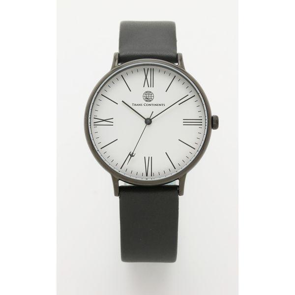 メンズ・レディス時計(TC01BWHBKアナログ)