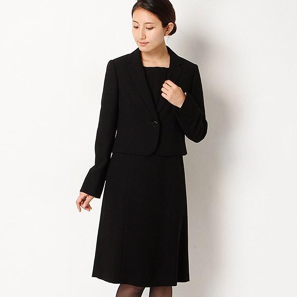 [マルイ] スーツ(ブラックフォーマルスーツ)喪服/ブラックフォーマル/レディース/グラネスナウ(東京ソワール)