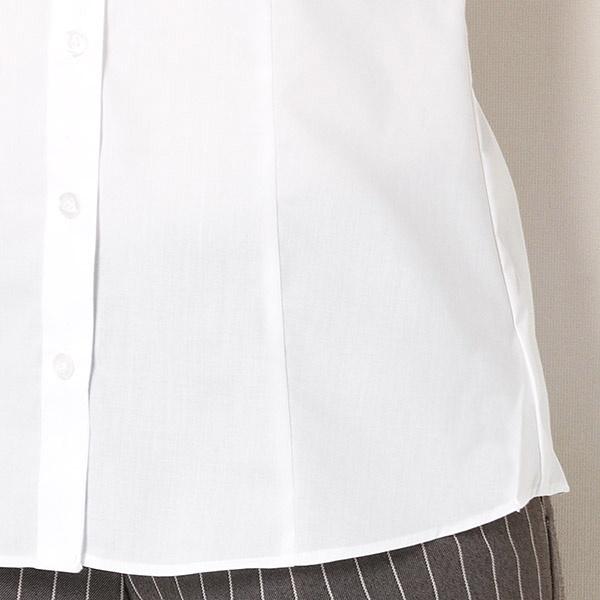 【アウトレット】【小さいサイズ】就活レギュラー半袖シャツ