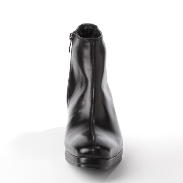 6.5cmハイヒールブーツ