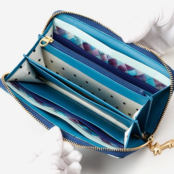 財布(メッシュプリント)