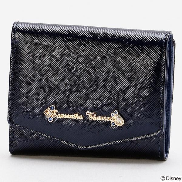財布 シンデレラ 折り財布 /サマンサタバサ(Samantha Thavasa)/ディズニー, おしゃれ かわいい ギフト プレゼント