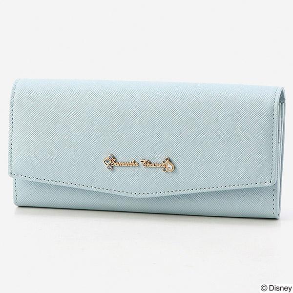 シンデレラ かぶせ 財布 長財布/サマンサタバサ(Samantha Thavasa)かわいい, おしゃれ, プレゼント, ギフト