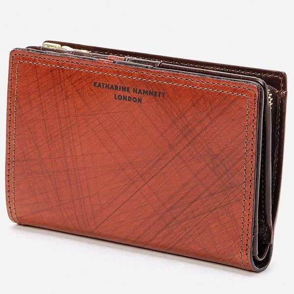 17870e60938e キャサリン・ハムネット(KATHARINE HAMNETT) メンズ二つ折り財布   通販 ...