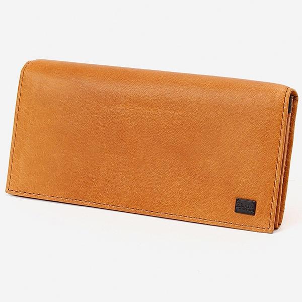 d924a1656a30 [マルイ] イタリア製牛革×馬革 かぶせ長財布/ダコタ ブラックレーベル(