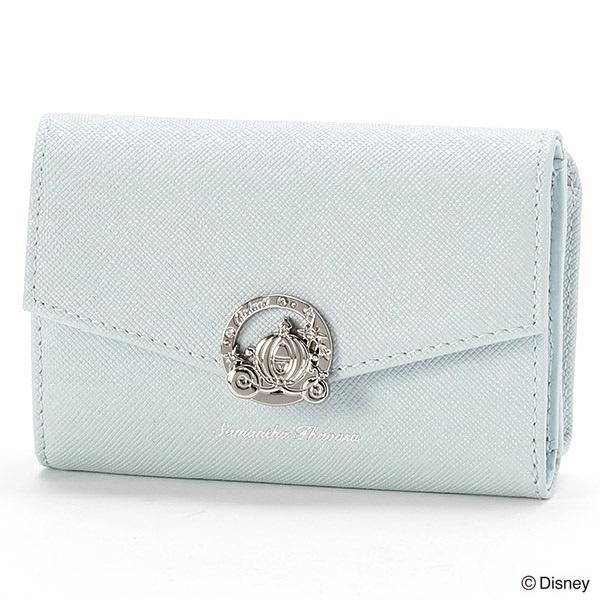 財布 シンデレラ 折財布 /サマンサタバサ(Samantha Thavasa)ディズニー, おしゃれ かわいい プレゼント ギフト