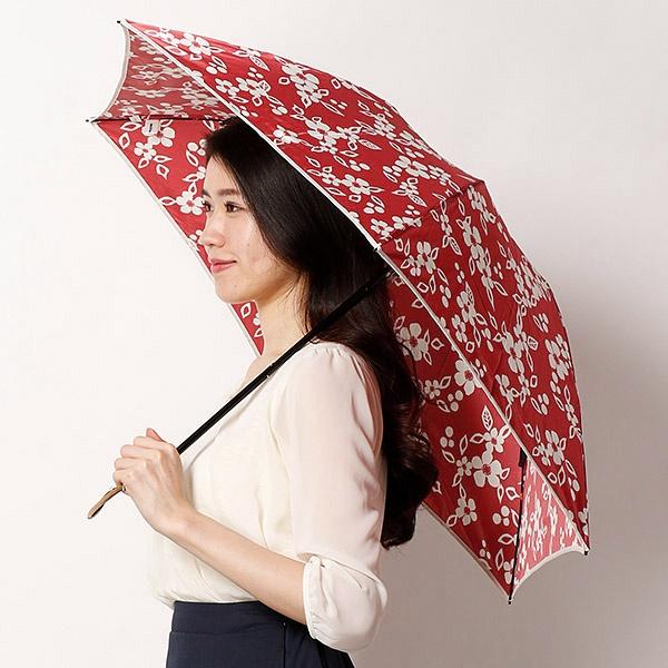 [マルイ]【セール】【開閉時の骨ポキポキが不要】レディース折りたたみ傘/ミラ・ショーン(雑貨)(mila schon)