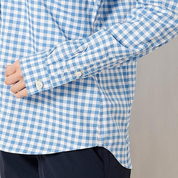 レディースシャツ(バーティカルリリーフウィメンズRフィットロングスリーブシャツ)