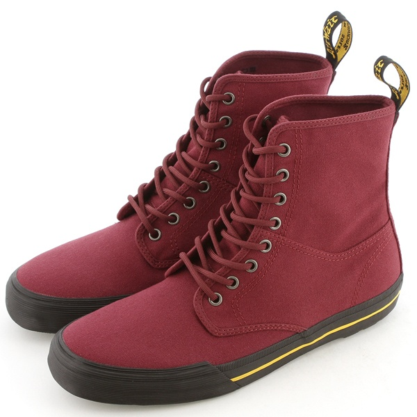 WINSTED CANVAS 8 EYE BOOT