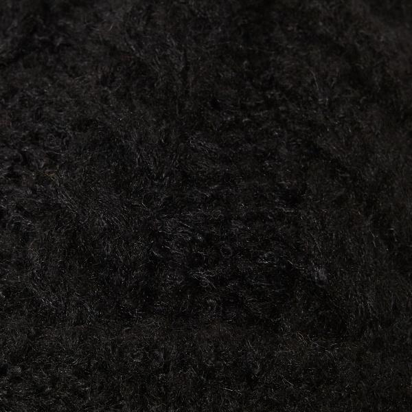 【選べる2サイズ・締めつけが少ない被り口】ラクチンきれい帽子(ポン付ニット帽/レディース)