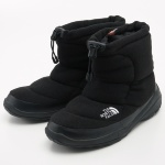 THE NORTH FACE/撥水ウールブーツ/NUPTSE BOOTIE WOOL 3 SHORT/ザ・ノース・フェイス(THE NORTH FACE)