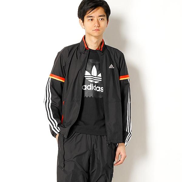 【adidas/アディダス】(メンズウィンド)MESSレトロスポーツWBJKT