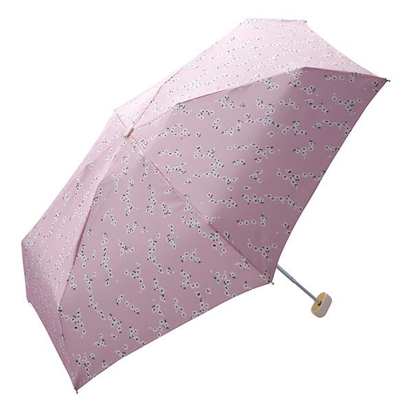 雨傘 ヴィンテージフラワーmini(折りたたみ傘/レディース)